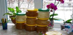 мёд с разнотравья
